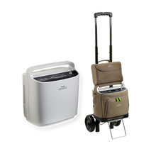 Transportable & Portable Oxygen Concentrator