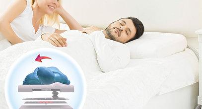 Goodnite pillow, 鼻鼾, snoring