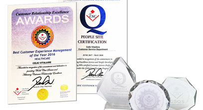 Celki, 尚健, 尚健維佳, airliquide, customer services award