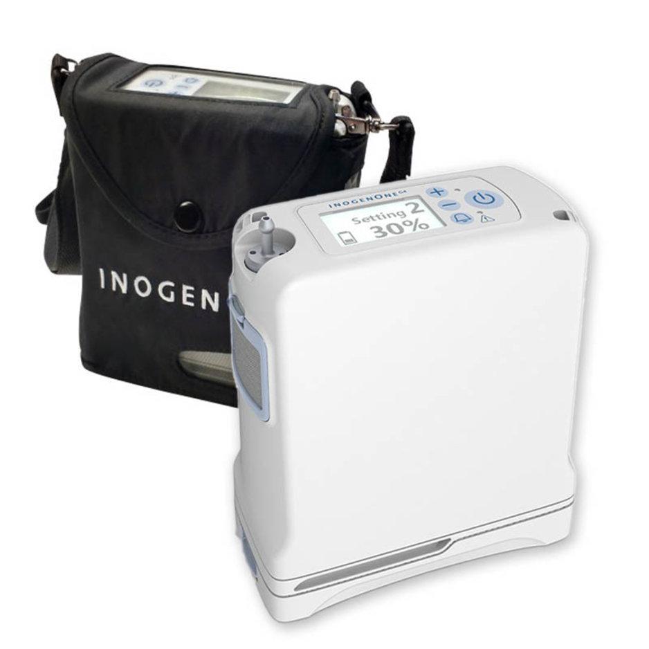 Oxygen Therapy, OT, oxygen, POC, Celki, Inogen G4