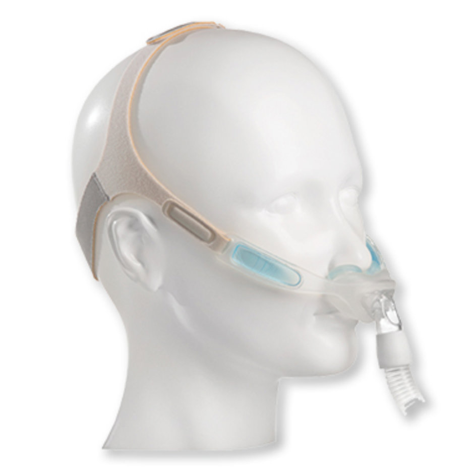 nuance cpap mask