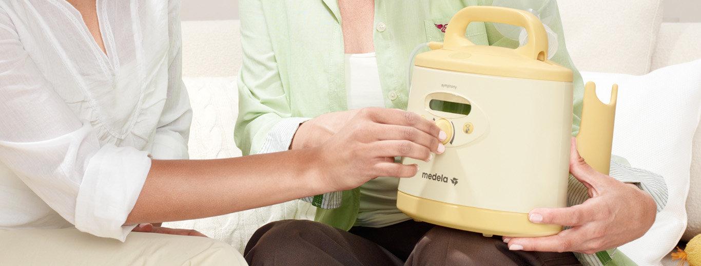 Medela, 美德牌, 尚健, Celki, breastfeeding, 母乳, symphony